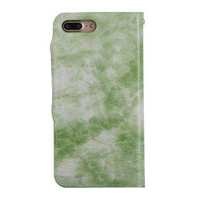 Marbling Pattern PU Leather Case for iPhone 7 Plus /  8 PlusiPhone Cases/Covers<br>Marbling Pattern PU Leather Case for iPhone 7 Plus /  8 Plus<br><br>Compatible for Apple: iPhone 7 Plus, iPhone 8 Plus<br>Features: Back Cover, Cases with Stand, With Credit Card Holder, Anti-knock, Dirt-resistant, Wallet Case<br>Material: TPU, PU<br>Package Contents: 1 x Phone Case<br>Package size (L x W x H): 20.00 x 15.00 x 2.20 cm / 7.87 x 5.91 x 0.87 inches<br>Package weight: 0.0800 kg<br>Style: Vintage, Leather, Colorful, Glossy