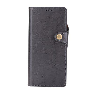 2 in 1 Oil Wax Pattern PU Leather Case for Samsung Galaxy Note8
