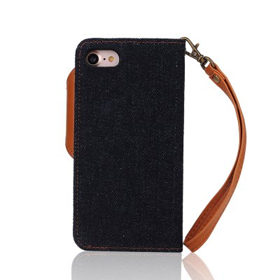 2 in 1 Cowboy Hit Color Pattern PU Leather Case for iPhone 7 / 8iPhone Cases/Covers<br>2 in 1 Cowboy Hit Color Pattern PU Leather Case for iPhone 7 / 8<br><br>Compatible for Apple: iPhone 7, iPhone 8<br>Features: Back Cover, With Credit Card Holder, Anti-knock, Dirt-resistant, Wallet Case<br>Material: Fabric-covered, TPU, PU<br>Package Contents: 1 x Phone Case<br>Package size (L x W x H): 20.00 x 15.00 x 2.20 cm / 7.87 x 5.91 x 0.87 inches<br>Package weight: 0.0790 kg<br>Style: Novelty, Contrast Color, Colorful