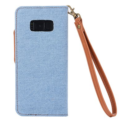 2 in 1 Cowboy Hit Color Pattern PU Leather Case for Samsung Galaxy S8Samsung S Series<br>2 in 1 Cowboy Hit Color Pattern PU Leather Case for Samsung Galaxy S8<br><br>Compatible with: Samsung Galaxy S8<br>Features: Back Cover, Full Body Cases, With Credit Card Holder, Anti-knock, Dirt-resistant<br>Material: TPU, PU Leather, Others<br>Package Contents: 1 x Phone Case<br>Package size (L x W x H): 20.00 x 15.00 x 2.20 cm / 7.87 x 5.91 x 0.87 inches<br>Package weight: 0.0980 kg<br>Style: Novelty, Leather, Mixed Color