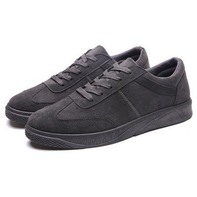 Trendy Sports Casual ShoesCasual Shoes<br>Trendy Sports Casual Shoes<br><br>Available Size: 39,40,41,42,43,44,45<br>Closure Type: Lace-Up<br>Embellishment: None<br>Gender: For Men<br>Occasion: Casual<br>Outsole Material: Rubber<br>Package Contents: 1xShoes(pair)<br>Pattern Type: Others<br>Season: Winter<br>Toe Shape: Round Toe<br>Toe Style: Closed Toe<br>Upper Material: Flock<br>Weight: 1.6896kg