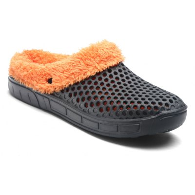 Amanti \ 'Slippers Fluffy Hole Shoes