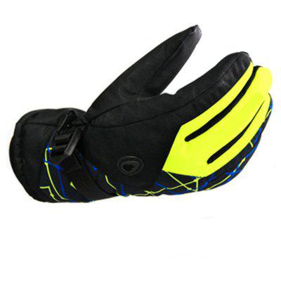 Unisex Winter Outdoor Sport Waterproof  Warm Breathable GlovesGloves<br>Unisex Winter Outdoor Sport Waterproof  Warm Breathable Gloves<br><br>Gender: Unisex<br>Gloves Size: One Size<br>Group: Adult<br>Material: Cashmere<br>Package Contents: 1 x Pair of Gloves<br>Package size (L x W x H): 31.00 x 15.00 x 6.00 cm / 12.2 x 5.91 x 2.36 inches<br>Package weight: 0.1520 kg<br>Pattern Type: Star<br>Product size (L x W x H): 31.00 x 13.50 x 3.50 cm / 12.2 x 5.31 x 1.38 inches<br>Product weight: 0.1490 kg<br>Style: Active