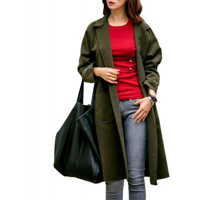 Winter New Slim Fashionable Wool CoatJackets &amp; Coats<br>Winter New Slim Fashionable Wool Coat<br><br>Closure Type: Open Stitch<br>Clothes Type: Wool &amp; Blends<br>Collar: Lapel<br>Detachable Fur Collar: No<br>Elasticity: Micro-elastic<br>Embellishment: No Embellishment<br>Fabric Type: Woolen<br>Material: Cashmere<br>Package Contents: 1 x Coat<br>Pattern Type: Solid<br>Shirt Length: Medium Length<br>Sleeve Length: Full<br>Style: Formal<br>Type: Wide-waisted<br>Weight: 1.2000kg<br>With Fur Collar: No