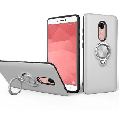 Silicone Ring Bracket Phone Case for Xiaomi Redmi Note 4 / 4XCases &amp; Leather<br>Silicone Ring Bracket Phone Case for Xiaomi Redmi Note 4 / 4X<br><br>Color: Rose Gold,Silver,Black,Red,Gold<br>Compatible Model: Xiaomi Redmi Note 4 / 4X<br>Features: Cases with Stand, Anti-knock<br>Mainly Compatible with: Xiaomi<br>Material: TPU, PC<br>Package Contents: 1 x Phone Case<br>Package size (L x W x H): 21.00 x 12.00 x 1.36 cm / 8.27 x 4.72 x 0.54 inches<br>Package weight: 0.0360 kg<br>Product Size(L x W x H): 15.60 x 8.10 x 1.35 cm / 6.14 x 3.19 x 0.53 inches<br>Product weight: 0.0350 kg<br>Style: Novelty, Name Brand Style