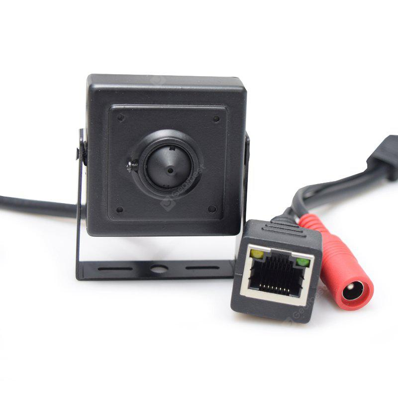 1080P FULL HD Mini IP Camera H.264 ONVIF 2.0 Rede miniatura 3.7MM lente de pinhole