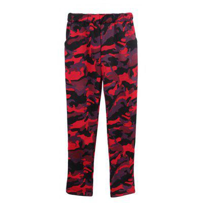 Women's Camouflage Casual Sweatpants