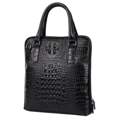 Lederhandtasche 2017 New Business Casual Männer Aktentasche G88992