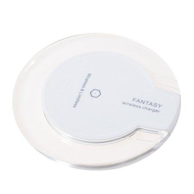 Slim Qi Wireless Fast Charger for Qi-enabled Devices