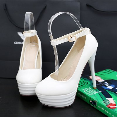WomenS Pumps Elegant Patent Leather Solid Color Faddish All Match Thin Heel ShoesWomens Pumps<br>WomenS Pumps Elegant Patent Leather Solid Color Faddish All Match Thin Heel Shoes<br><br>Available Size: 34 35 36 37 38 39 40 41 42 43<br>Heel Height: 13.5<br>Heel Height Range: Super High(Above4)<br>Heel Type: Stiletto Heel<br>Lining Material: PU<br>Occasion: Party<br>Outsole Material: Rubber<br>Package Contents: 1 x Shoes (pair)<br>Platform Height: 3.5<br>Pumps Type: Gladiator<br>Season: Spring/Fall<br>Shoe Width: Medium(B/M)<br>Toe Shape: Round Toe<br>Toe Style: Closed Toe<br>Upper Material: Patent Leather<br>Weight: 1.3440kg