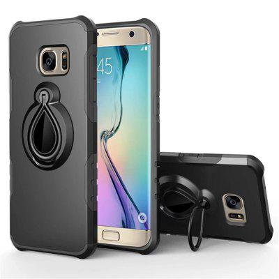 Case for Samsung Galaxy S7 Edge Metal Ring Holder Combo Phone Bag Luxury ShockproofSamsung S Series<br>Case for Samsung Galaxy S7 Edge Metal Ring Holder Combo Phone Bag Luxury Shockproof<br><br>Features: Back Cover, Cases with Stand, Anti-knock, Dirt-resistant<br>For: Samsung Mobile Phone<br>Material: PC, TPU<br>Package Contents: 1 x Phone Case<br>Package size (L x W x H): 20.00 x 8.00 x 2.00 cm / 7.87 x 3.15 x 0.79 inches<br>Package weight: 0.0400 kg<br>Product weight: 0.0300 kg<br>Style: Solid Color
