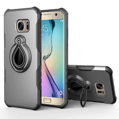 Case for Samsung Galaxy S7 Metal Ring Holder Combo Phone Bag Luxury ShockproofSamsung S Series<br>Case for Samsung Galaxy S7 Metal Ring Holder Combo Phone Bag Luxury Shockproof<br><br>Features: Back Cover, Anti-knock, Dirt-resistant<br>For: Samsung Mobile Phone<br>Material: PC, TPU<br>Package Contents: 1 x Phone Case<br>Package size (L x W x H): 20.00 x 8.00 x 2.00 cm / 7.87 x 3.15 x 0.79 inches<br>Package weight: 0.0400 kg<br>Product weight: 0.0300 kg<br>Style: Solid Color