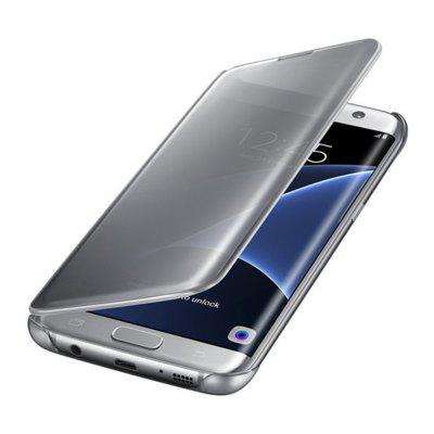 Full Protective Mirror Cover Case for Samsung Galaxy S8Samsung S Series<br>Full Protective Mirror Cover Case for Samsung Galaxy S8<br><br>Features: Back Cover<br>Material: TPU<br>Package Contents: 1 x Phone Case<br>Package size (L x W x H): 18.00 x 8.00 x 2.00 cm / 7.09 x 3.15 x 0.79 inches<br>Package weight: 0.0530 kg<br>Product size (L x W x H): 16.00 x 6.70 x 0.70 cm / 6.3 x 2.64 x 0.28 inches<br>Product weight: 0.0500 kg<br>Style: Fashion
