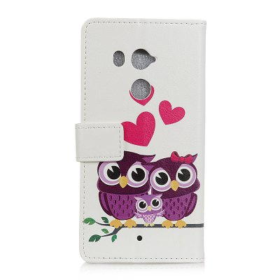 Painted Owl Pattern  Leather Cover Case for HTC U11 PlusCases &amp; Leather<br>Painted Owl Pattern  Leather Cover Case for HTC U11 Plus<br><br>Package Contents: 1 x Phone Case<br>Package size (L x W x H): 18.00 x 8.00 x 2.00 cm / 7.09 x 3.15 x 0.79 inches<br>Package weight: 0.0430 kg<br>Product Size(L x W x H): 16.00 x 6.70 x 0.70 cm / 6.3 x 2.64 x 0.28 inches<br>Product weight: 0.0400 kg