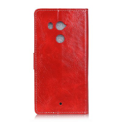 Vintage Crazy Horse Pattern Leather Cover Case for HTC U11 PlusCases &amp; Leather<br>Vintage Crazy Horse Pattern Leather Cover Case for HTC U11 Plus<br><br>Package Contents: 1 x Phone Case<br>Package size (L x W x H): 18.00 x 8.00 x 2.00 cm / 7.09 x 3.15 x 0.79 inches<br>Package weight: 0.0430 kg<br>Product Size(L x W x H): 16.00 x 6.70 x 0.70 cm / 6.3 x 2.64 x 0.28 inches<br>Product weight: 0.0400 kg