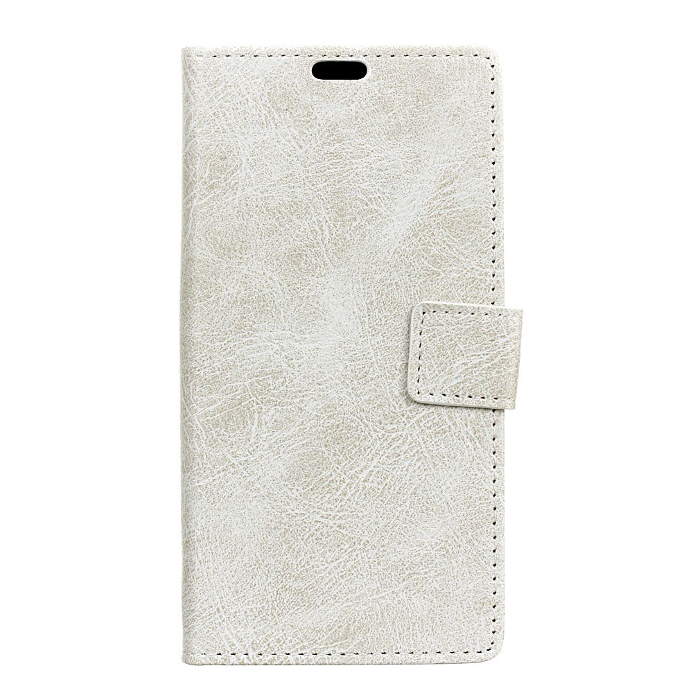 Vintage Crazy Horse Pattern Leather Cover Case for HTC U11 Plus