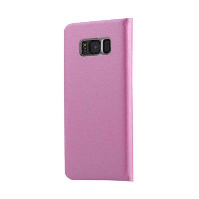 Flip PU Leather Case Back Cover Card Slot Capa for Samsung Galaxy S8 PlusSamsung S Series<br>Flip PU Leather Case Back Cover Card Slot Capa for Samsung Galaxy S8 Plus<br><br>Features: Full Body Cases, With Credit Card Holder, Anti-knock<br>For: Samsung Mobile Phone<br>Material: PU Leather, PC<br>Package Contents: 1 x Phone Case<br>Package size (L x W x H): 18.00 x 8.00 x 3.00 cm / 7.09 x 3.15 x 1.18 inches<br>Package weight: 0.0500 kg<br>Product size (L x W x H): 16.00 x 7.50 x 2.00 cm / 6.3 x 2.95 x 0.79 inches<br>Product weight: 0.0400 kg<br>Style: Solid Color