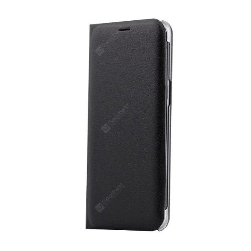 Flip PU Leather Case Back Cover Card Slot Capa for Samsung Galaxy S8