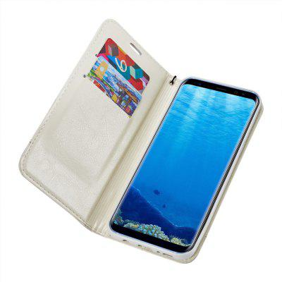 For Samsung Galaxy S8 plus Case Cover Business Luxury Flip Leather Wallet Phone BagsSamsung S Series<br>For Samsung Galaxy S8 plus Case Cover Business Luxury Flip Leather Wallet Phone Bags<br><br>Compatible with: Samsung Galaxy S8 Plus<br>Features: Full Body Cases, Cases with Stand, With Credit Card Holder, With Lanyard<br>For: Samsung Mobile Phone<br>Material: PU Leather<br>Package Contents: 1 x Phone Case<br>Package size (L x W x H): 16.50 x 8.10 x 1.70 cm / 6.5 x 3.19 x 0.67 inches<br>Package weight: 0.0950 kg<br>Product weight: 0.0900 kg<br>Style: Solid Color