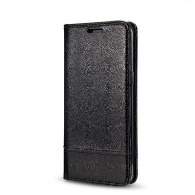 For Samsung Galaxy S8 Case Cover Business Luxury Flip Leather Wallet Phone Bags