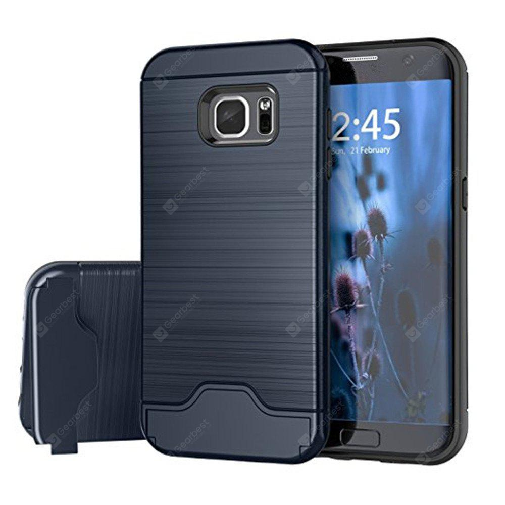 For Samsung Galaxy S7 Edge Carla Silking Mobile Wallet Back Shell