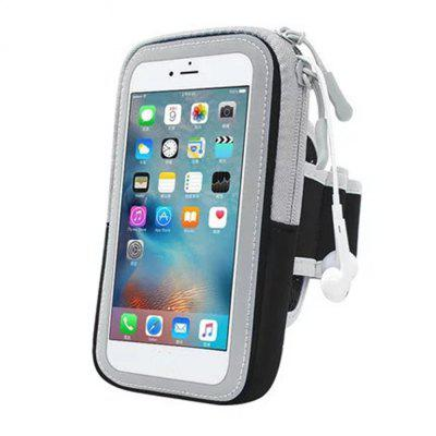Sports Armband Touchscreen Arm Pouch Case Sweatproof Package Cell Phone Bag