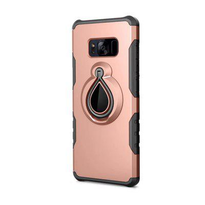 Mobile Cell Phone Stand Holder Car Mount Ring Grip 360 Rotatable Zinc Alloy Finger Holder for Samsung Galaxy S8Samsung S Series<br>Mobile Cell Phone Stand Holder Car Mount Ring Grip 360 Rotatable Zinc Alloy Finger Holder for Samsung Galaxy S8<br><br>Color: Rose Gold,Silver,Black,White,Red,Army green<br>Compatible with: Samsung Galaxy S8<br>Features: Back Cover, Full Body Cases, Cases with Stand, Anti-knock, Dirt-resistant<br>For: Samsung Mobile Phone<br>Material: PC, TPU<br>Package Contents: 1 x Phone Case<br>Package size (L x W x H): 20.00 x 9.00 x 2.00 cm / 7.87 x 3.54 x 0.79 inches<br>Package weight: 0.0500 kg<br>Product weight: 0.0400 kg<br>Style: Solid Color