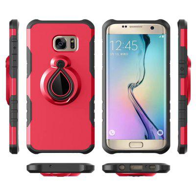 Mobile Cell Phone Stand Holder Car Mount Ring Grip 360° Rotatable Zinc Alloy Finger Holder fo rSamsung Galaxy S7 Edge CaseSamsung S Series<br>Mobile Cell Phone Stand Holder Car Mount Ring Grip 360° Rotatable Zinc Alloy Finger Holder fo rSamsung Galaxy S7 Edge Case<br><br>Color: Rose Gold,Silver,Black,White,Red,Gold,Gray,Army green<br>Compatible for Samsung: Samsung Galaxy S7 Edge<br>Features: Back Cover, Full Body Cases, Bumper Frame, Cases with Stand, Dirt-resistant<br>For: Samsung Mobile Phone<br>Material: PC, TPU<br>Package Contents: 1 x Phone Case<br>Package size (L x W x H): 20.00 x 9.00 x 2.00 cm / 7.87 x 3.54 x 0.79 inches<br>Package weight: 0.0500 kg<br>Product weight: 0.0400 kg<br>Style: Solid Color