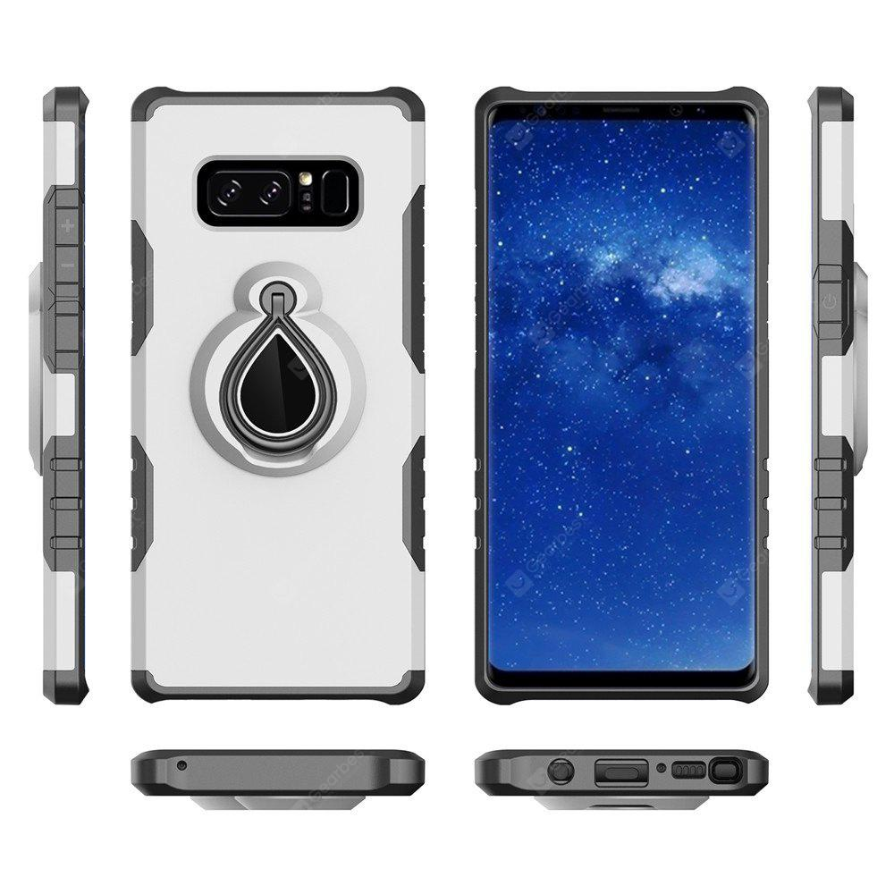Finger Ring Serie 360 Degree Stent Armor PC+TPU Protective Case for Samsung Galaxy Note 8