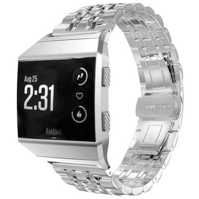 316L Stainless Steel Watch Band for Fitbit Ionic