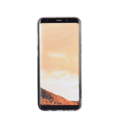 TPU Translucent Flash Shell for Samsung Galaxy S8Samsung S Series<br>TPU Translucent Flash Shell for Samsung Galaxy S8<br><br>Compatible with: Samsung Galaxy S8<br>Features: Back Cover<br>Material: TPU<br>Package Contents: 1 x Phone Case<br>Package size (L x W x H): 20.00 x 10.00 x 2.00 cm / 7.87 x 3.94 x 0.79 inches<br>Package weight: 0.0290 kg<br>Product weight: 0.0290 kg<br>Style: Novelty