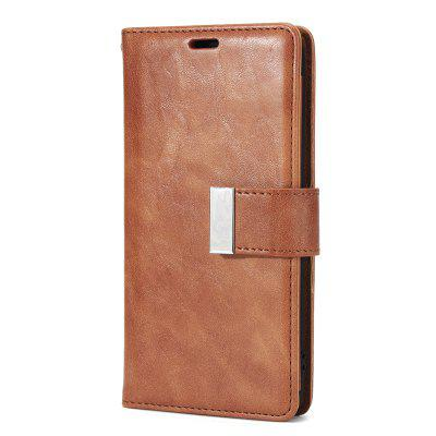 Hardware Retro Crack Leather Case for IPhone XiPhone Cases/Covers<br>Hardware Retro Crack Leather Case for IPhone X<br><br>Compatible for Apple: iPhone X<br>Features: Cases with Stand, With Credit Card Holder, Anti-knock, Dirt-resistant, FullBody Cases<br>Material: TPU, PU Leather<br>Package Contents: 1 x Phone Case<br>Package size (L x W x H): 20.00 x 10.00 x 3.00 cm / 7.87 x 3.94 x 1.18 inches<br>Package weight: 0.0710 kg<br>Product weight: 0.0710 kg<br>Style: Vintage