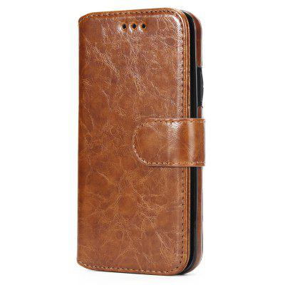 Two In One Split Stone Pattern PU Leather Case for IPhone XiPhone Cases/Covers<br>Two In One Split Stone Pattern PU Leather Case for IPhone X<br><br>Compatible for Apple: iPhone X<br>Features: Cases with Stand, With Credit Card Holder, Anti-knock, Dirt-resistant, FullBody Cases<br>Material: TPU, PU Leather<br>Package Contents: 1 x Phone Case<br>Package size (L x W x H): 20.00 x 15.00 x 3.00 cm / 7.87 x 5.91 x 1.18 inches<br>Package weight: 0.1300 kg<br>Product weight: 0.1300 kg<br>Style: Vintage, Leather, Solid Color