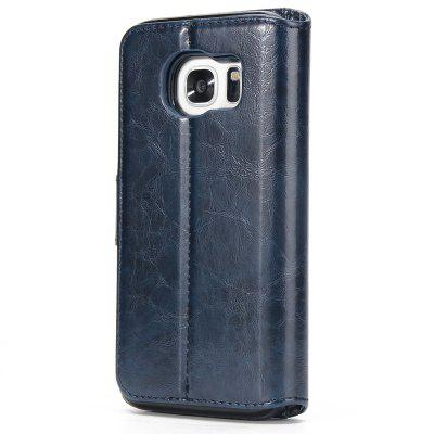 Two In One Split Stone Pattern PU Leather Case for Samsung Galaxy S7Samsung S Series<br>Two In One Split Stone Pattern PU Leather Case for Samsung Galaxy S7<br><br>Compatible for Samsung: Samsung Galaxy S7<br>Features: Full Body Cases, Cases with Stand, With Credit Card Holder, Anti-knock, Dirt-resistant<br>For: Samsung Mobile Phone<br>Material: TPU, PU Leather<br>Package Contents: 1 x Phone Case<br>Package size (L x W x H): 20.00 x 15.00 x 3.00 cm / 7.87 x 5.91 x 1.18 inches<br>Package weight: 0.1200 kg<br>Product weight: 0.1200 kg<br>Style: Vintage, Leather, Solid Color