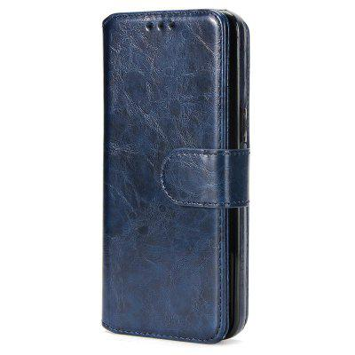 Two In One Split Stone Pattern PU Leather Case for Samsung Galaxy S8Samsung S Series<br>Two In One Split Stone Pattern PU Leather Case for Samsung Galaxy S8<br><br>Compatible with: Samsung Galaxy S8<br>Features: Full Body Cases, Cases with Stand, With Credit Card Holder, Anti-knock, Dirt-resistant<br>For: Samsung Mobile Phone<br>Material: TPU, PU Leather<br>Package Contents: 1 x Phone Case<br>Package size (L x W x H): 20.00 x 15.00 x 3.00 cm / 7.87 x 5.91 x 1.18 inches<br>Package weight: 0.1280 kg<br>Product weight: 0.1280 kg<br>Style: Vintage, Leather, Solid Color