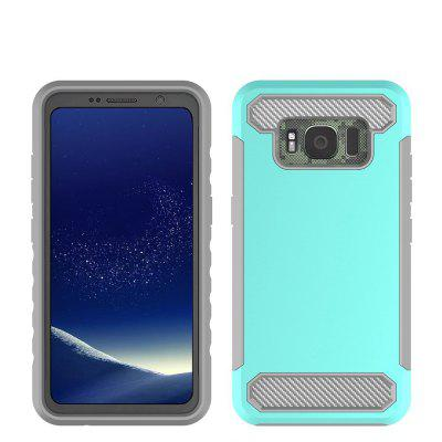 Carbon Fiber 2 In 1 Soft Tpu Protector Phone Case for Samsung Galaxy S8 ActiveSamsung S Series<br>Carbon Fiber 2 In 1 Soft Tpu Protector Phone Case for Samsung Galaxy S8 Active<br><br>Features: Back Cover<br>Material: TPU, PC<br>Package Contents: 1 x Phone Case<br>Package size (L x W x H): 20.00 x 20.00 x 5.00 cm / 7.87 x 7.87 x 1.97 inches<br>Package weight: 0.0500 kg<br>Product weight: 0.0300 kg<br>Style: Mixed Color