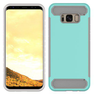 Carbon Fiber 2 In 1 Soft Tpu Protector Phone Case for Samsung Galaxy S8Samsung S Series<br>Carbon Fiber 2 In 1 Soft Tpu Protector Phone Case for Samsung Galaxy S8<br><br>Features: Back Cover<br>Material: TPU, PC<br>Package Contents: 1 x Phone Case<br>Package size (L x W x H): 20.00 x 20.00 x 5.00 cm / 7.87 x 7.87 x 1.97 inches<br>Package weight: 0.0500 kg<br>Product weight: 0.0300 kg<br>Style: Mixed Color