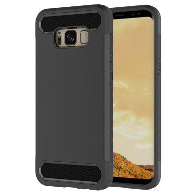 Carbon Fiber 2 In 1 Soft Tpu Protector Phone Case for Samsung Galaxy S8 PlusSamsung S Series<br>Carbon Fiber 2 In 1 Soft Tpu Protector Phone Case for Samsung Galaxy S8 Plus<br><br>Features: Back Cover<br>Material: TPU, PC<br>Package Contents: 1 x Phone Case<br>Package size (L x W x H): 20.00 x 20.00 x 5.00 cm / 7.87 x 7.87 x 1.97 inches<br>Package weight: 0.0500 kg<br>Product weight: 0.0300 kg<br>Style: Mixed Color