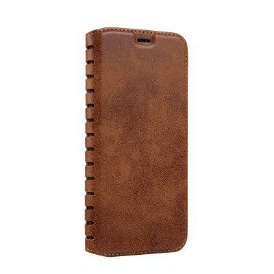 Ladder Series PU Leather Wallet Case for Samsung Galaxy S8 Plus