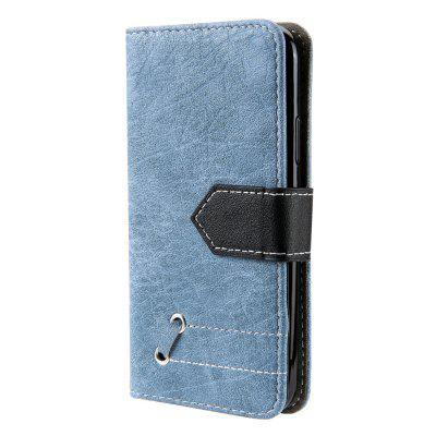 Vintage Small Hit Color PU Leather Wallet Case for iPhone XiPhone Cases/Covers<br>Vintage Small Hit Color PU Leather Wallet Case for iPhone X<br><br>Features: With Credit Card Holder<br>Material: PU Leather<br>Package Contents: 1 x Phone Case<br>Package size (L x W x H): 20.00 x 20.00 x 5.00 cm / 7.87 x 7.87 x 1.97 inches<br>Package weight: 0.0500 kg<br>Product weight: 0.0300 kg<br>Style: Vintage