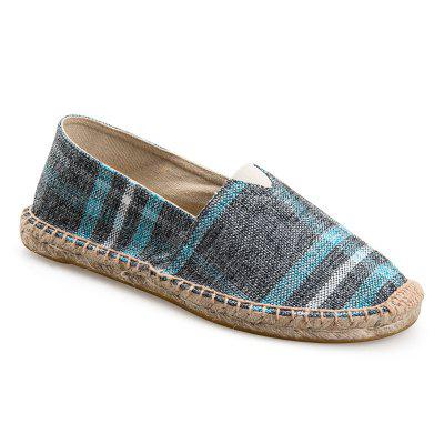 Autumn Flax Men and Women Lazy Shoes