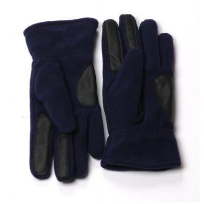 Mens Touch Screen Texting Warm for Winter Gloves Running SkiingGloves<br>Mens Touch Screen Texting Warm for Winter Gloves Running Skiing<br><br>Gender: For Men<br>Glove Length: Wrist<br>Group: Adult<br>Material: Synthetic Leather, Spandex, Polyester<br>Package Contents: 1 x Pair of Gloves<br>Package size (L x W x H): 20.00 x 13.00 x 3.00 cm / 7.87 x 5.12 x 1.18 inches<br>Package weight: 0.2000 kg<br>Pattern Type: Patchwork<br>Style: Fashion