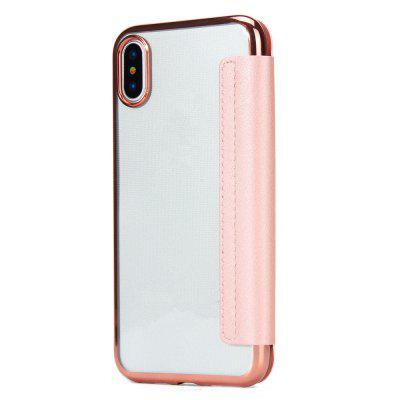Sumptuous PU Leather Folio Flip Case with Card Slot Clear Soft TPU Back Cover for iPhone 7 Plus / 8 PlusiPhone Cases/Covers<br>Sumptuous PU Leather Folio Flip Case with Card Slot Clear Soft TPU Back Cover for iPhone 7 Plus / 8 Plus<br><br>Color: Pink,Black,Red,Gold,Gray,Dark blue<br>Compatible for Apple: iPhone 7 Plus, iPhone 8 Plus<br>Features: With Credit Card Holder, Anti-knock, Dirt-resistant<br>Material: PU, TPU<br>Package Contents: 1 x Case<br>Package size (L x W x H): 17.00 x 8.00 x 1.80 cm / 6.69 x 3.15 x 0.71 inches<br>Package weight: 0.0312 kg<br>Product weight: 0.0300 kg<br>Style: Leather, Contrast Color, Novelty