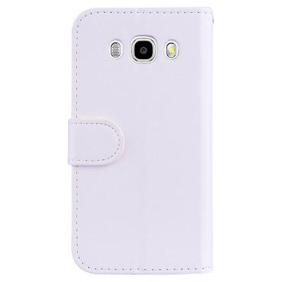 Cute Unicorn PU Leather Wallet Flip Protective Case Cover with Card Slots and Stand for Samsung Galaxy J5 2016Samsung J Series<br>Cute Unicorn PU Leather Wallet Flip Protective Case Cover with Card Slots and Stand for Samsung Galaxy J5 2016<br><br>Color: Rose Gold,White,Red,Blue,Brown,Gold,Gray<br>Features: Full Body Cases, Cases with Stand, With Credit Card Holder, Anti-knock<br>For: Samsung Mobile Phone<br>Material: PU Leather, TPU<br>Package Contents: 1 x Phone Case<br>Package size (L x W x H): 15.00 x 8.00 x 2.00 cm / 5.91 x 3.15 x 0.79 inches<br>Package weight: 0.0400 kg<br>Style: Pattern, 3D Print, Cartoon, Novelty, Fashion
