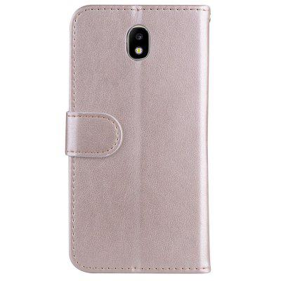 Cute Unicorn PU Leather Wallet Flip Protective Case Cover with Card Slots and Stand for Samsung Galaxy J3 2017Samsung J Series<br>Cute Unicorn PU Leather Wallet Flip Protective Case Cover with Card Slots and Stand for Samsung Galaxy J3 2017<br><br>Color: Rose Gold,White,Red,Blue,Brown,Gold,Gray<br>Features: Full Body Cases, Cases with Stand, With Credit Card Holder, Anti-knock<br>For: Samsung Mobile Phone<br>Material: PU Leather, TPU<br>Package Contents: 1 x Phone Case<br>Package size (L x W x H): 18.00 x 8.00 x 2.00 cm / 7.09 x 3.15 x 0.79 inches<br>Package weight: 0.0400 kg<br>Style: 3D Print, Cartoon, Pattern