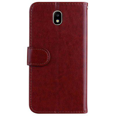 Cute Unicorn PU Leather Wallet Flip Protective Case Cover with Card Slots and Stand for Samsung Galaxy J7 2017Samsung J Series<br>Cute Unicorn PU Leather Wallet Flip Protective Case Cover with Card Slots and Stand for Samsung Galaxy J7 2017<br><br>Color: Rose Gold,White,Red,Blue,Brown,Gold,Gray<br>Features: Full Body Cases, Cases with Stand, With Credit Card Holder, Anti-knock<br>For: Samsung Mobile Phone<br>Material: PU Leather, TPU<br>Package Contents: 1 x Phone Case<br>Package size (L x W x H): 18.00 x 8.00 x 2.00 cm / 7.09 x 3.15 x 0.79 inches<br>Package weight: 0.0400 kg<br>Style: 3D Print, Cartoon, Pattern
