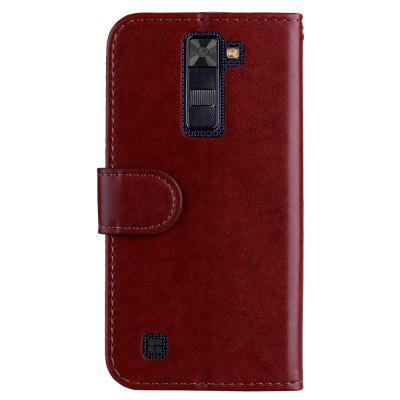 Flash Powder Unicorn Imprint Flower Leather Wallet Shell for LG K7 / K8Cases &amp; Leather<br>Flash Powder Unicorn Imprint Flower Leather Wallet Shell for LG K7 / K8<br><br>Color: Rose Gold,White,Red,Blue,Brown,Gold,Gray<br>Features: Full Body Cases, Cases with Stand, Anti-knock<br>Mainly Compatible with: LG<br>Material: PU Leather, TPU<br>Package Contents: 1 x Phone Case<br>Package size (L x W x H): 18.00 x 8.00 x 2.00 cm / 7.09 x 3.15 x 0.79 inches<br>Package weight: 0.0400 kg<br>Style: Cartoon, Pattern