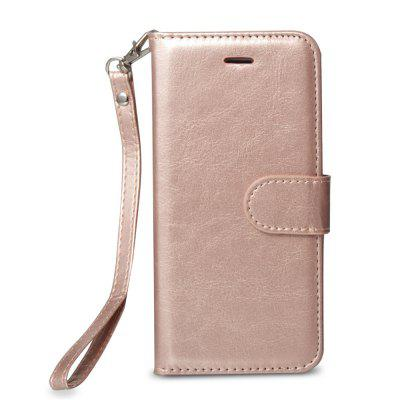 Фото Premium PU Leather Wallet Case Stand Cover for iPhone 6/6S Plus 5.5 inch Rose Gold. Купить в РФ