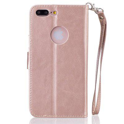 Фото Premium PU Leather Wallet Case Stand Cover for iPhone 7 Plus / 8 Plus. Купить в РФ