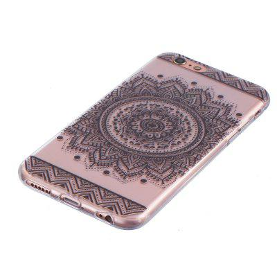 Фото Mandala Pattern TPU Silicone Gel Soft Clear Case Cover for iphone 6 6S. Купить в РФ